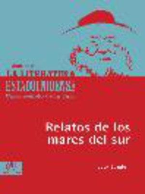 cover image of Relatos de los mares del sur