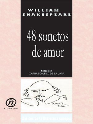 cover image of 48 Sonetos de Amor