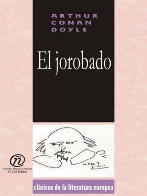 cover image of El jorobado