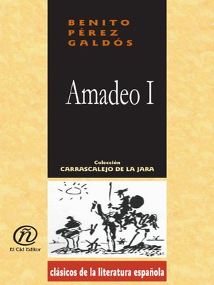 cover image of Amadeo I
