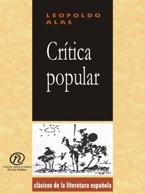 cover image of Crítica Popular