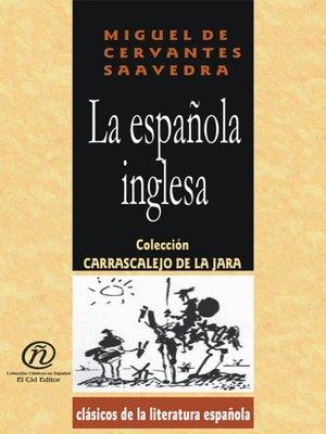cover image of La española inglesa