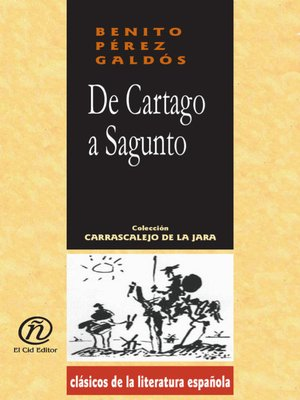 cover image of De Cartago a Sagunto