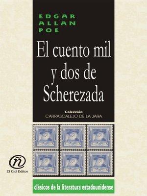 cover image of El cuento mil y dos de Scherezada