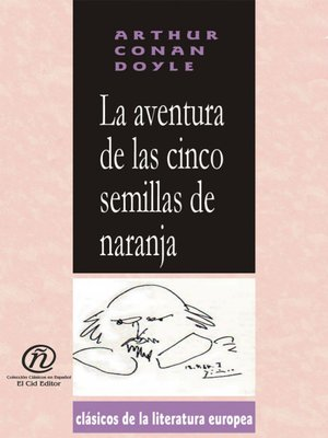 cover image of La aventura de las cinco semillas de naranja