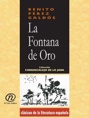cover image of La Fontana de Oro
