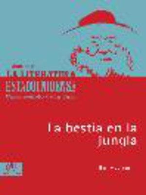 cover image of La bestia en la jungla