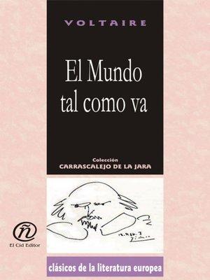 cover image of El mundo tal como va