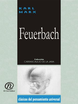 cover image of Feuerbach