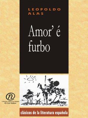 cover image of Amor' È Furbo