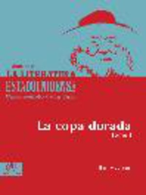 cover image of La copa dorada, Tomo 1