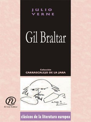 cover image of Gil Braltar