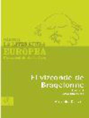 cover image of El vizconde de Bragelonne, Tomo 1, Parte 2