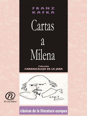 cover image of Cartas a Milena