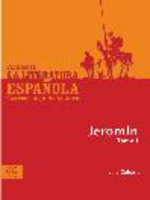 cover image of Jeromín, Tomo 1