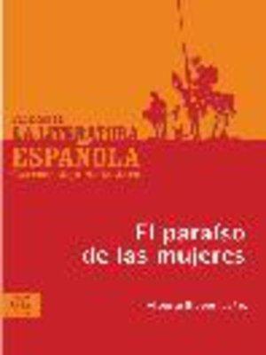cover image of El paraíso de las mujeres