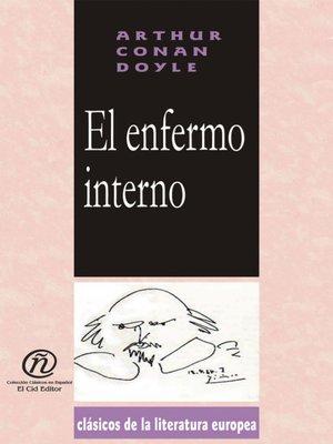 cover image of El enfermo interno