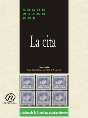 cover image of La cita
