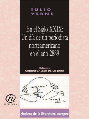 cover image of En el Siglo XXIX