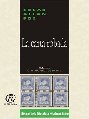 cover image of La carta robada