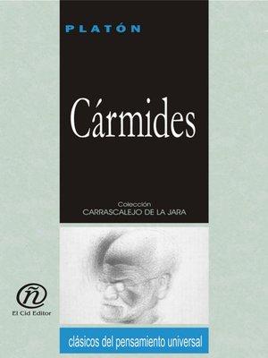 cover image of Cármides