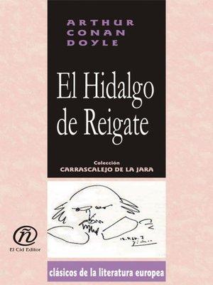 cover image of El Hidalgo de Reigate