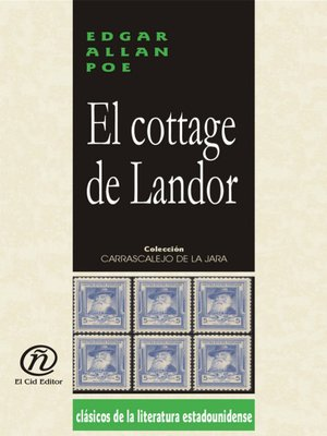 cover image of El cottage de Landor