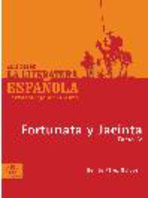 cover image of Fortunata y Jacinta, Tomo 4