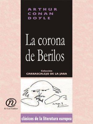 cover image of La corona de Berilos