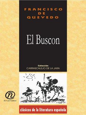 cover image of El Buscon