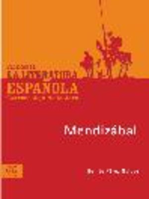 cover image of Mendizábal