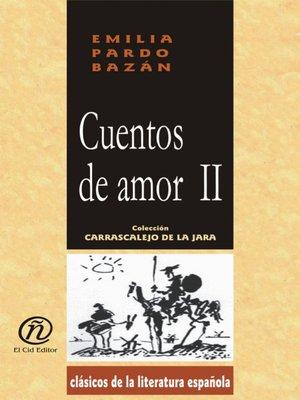 cover image of Cuentos de Amor Ii