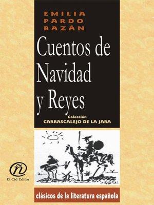 cover image of Cuentos de Navidad y Reyes