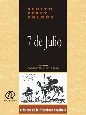 cover image of 7 de Julio