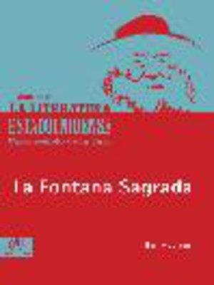 cover image of La fontana sagrada