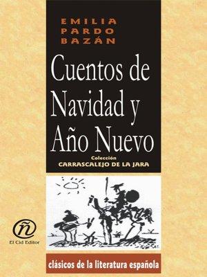 cover image of Cuentos de Navidad y Año Nuevo