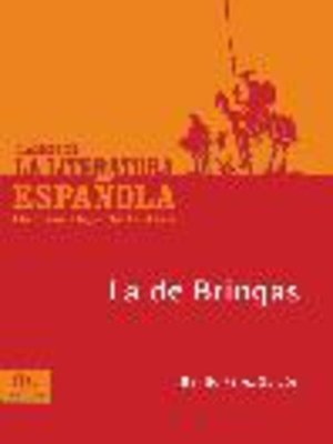 cover image of La de Bringas
