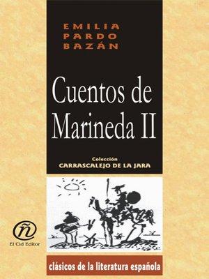 cover image of Cuentos de Marineda Ii