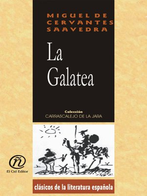 cover image of La Galatea