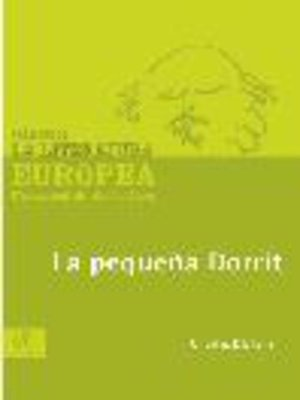 cover image of La pequeña Dorrit