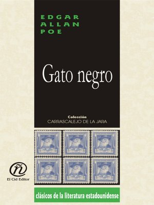 cover image of Gato negro