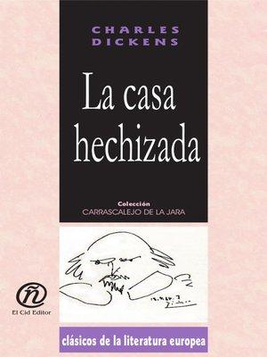 cover image of La casa hechizada