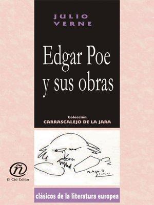 cover image of Edgar Poe y sus obras