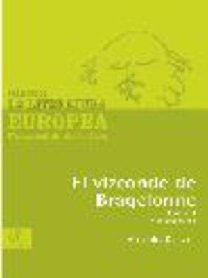 cover image of El vizconde de Bragelonne, Tomo 1, Parte 1