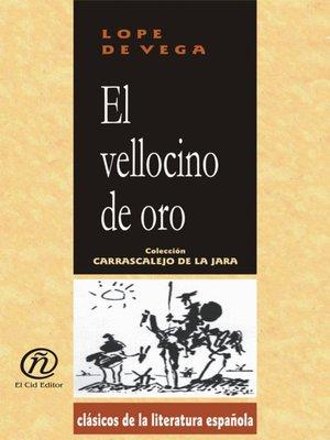 cover image of El vellocino de oro