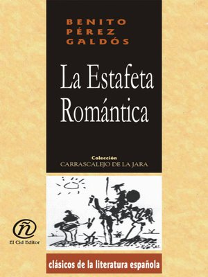 cover image of La Estafeta romántica