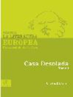 cover image of Casa desolada, Tomo 1