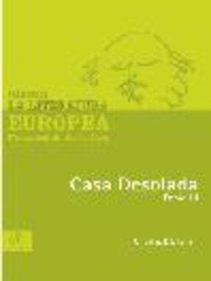 cover image of Casa desolada, Tomo 3