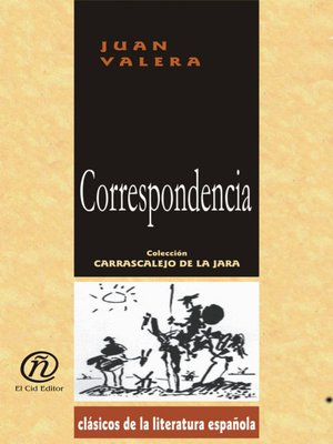 cover image of Correspondencia