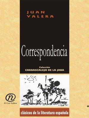 cover image of Correspondencia